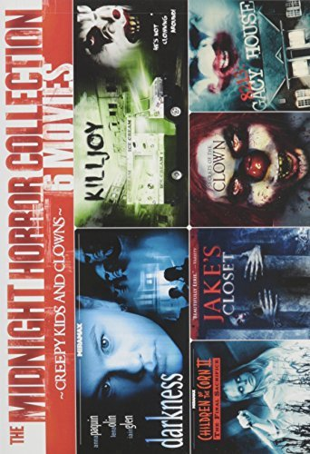 Midnight Horror Collection Creepy Kids & Clowns