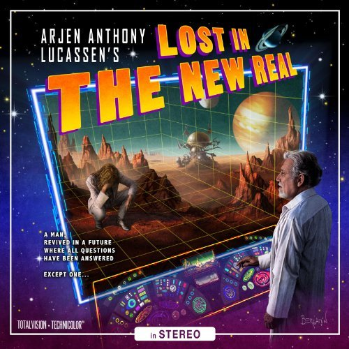 Arjen Lucassen Lost In The New Real 2 CD