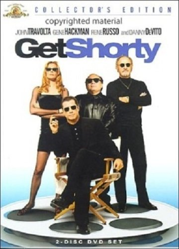 Get Shorty Travolta Hackman Devito Russo