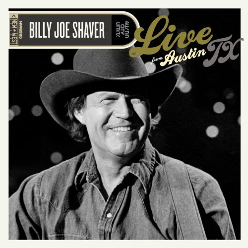 Billy Joe Shaver Live From Austin Tx 2 CD