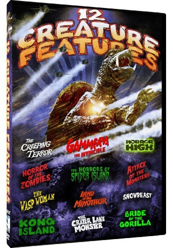 Monster Movie Pack 12 Creature Monster Movie Pack 12 Creature Nr