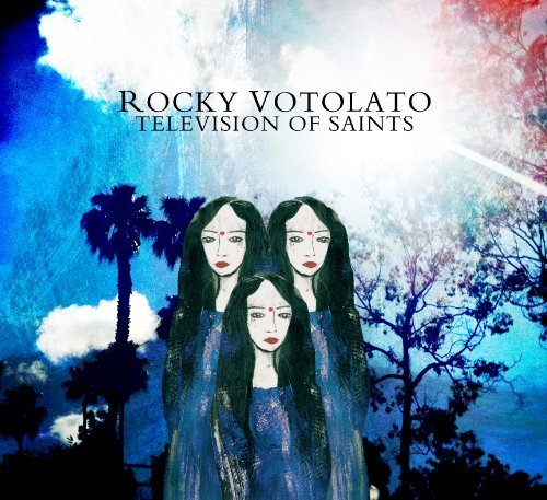 Rocky Votolato Television Of Saints Digipak