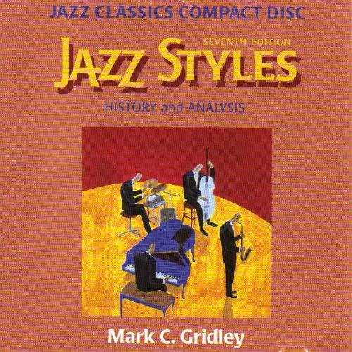 Mark C. Gridley Jazz Styles 7th Ed. History & Analysis