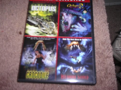 Horror Collection Octopus Octopus Ii Crocodile Blood Surf