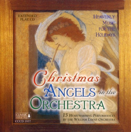 William Orchestra Loose Christmas Angels In The Orchestra