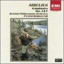 J. Sibelius Sym 4 In A Minor Sym 7