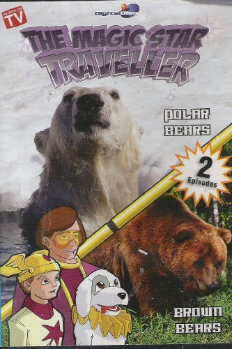 Magic Star Traveller Polar Bears Brown Bear