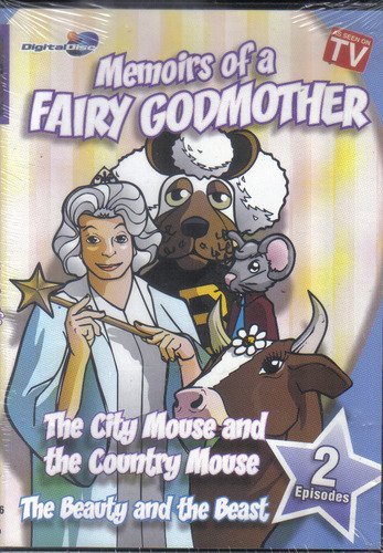 Memoirs Of A Fairy Godmother City Mouse & Country Mouse