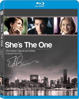 She's The One Burns Aniston Bahns Blu Ray Ws Filmmaker Signature R Incl. Booklet