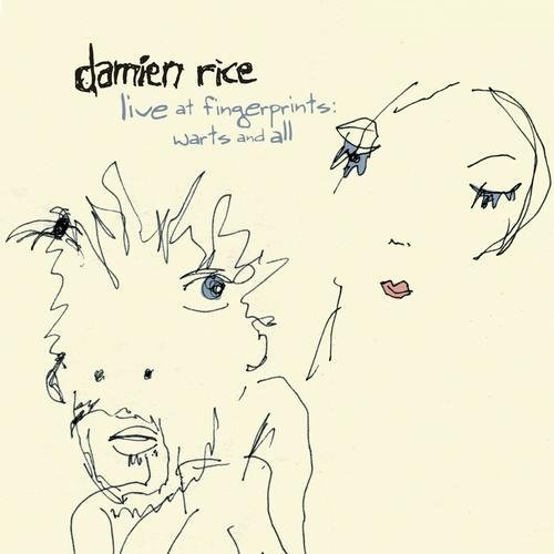 Damien Rice Live At Fingerprints Warts An Explicit Version