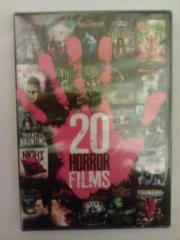 20 Film Horror Vol. 3 20 Film Horror Nr 4 DVD