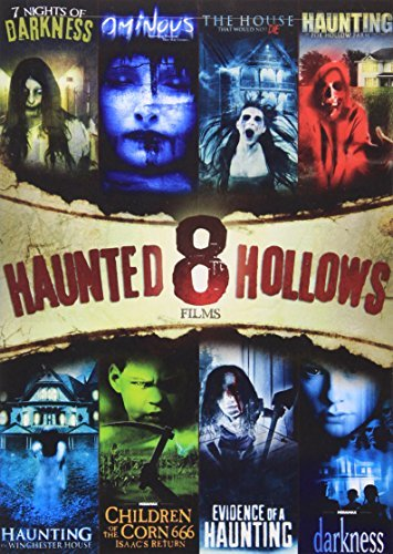 8 Film Haunted Hollows 8 Film Haunted Hollows Nr 2 DVD
