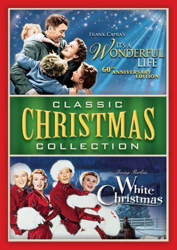 It's A Wonderful Life White Christmas Classic Christmas Collection