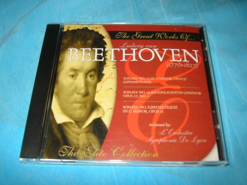 L.V. Beethoven Great Works Of Ludwig Van Beethoven