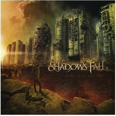 Shadows Fall Fire From The Sky Cd+dvd