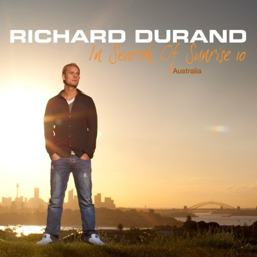 Richard Durand In Search Of Sunrise 10 'austr 3 CD