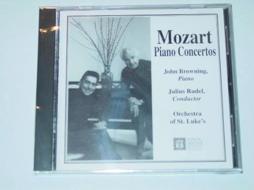 W.A. Mozart Piano Concertos A Major K. 488 E Flat