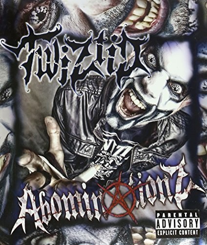 Twiztid Abominationz [monoxide Version] Explicit Version