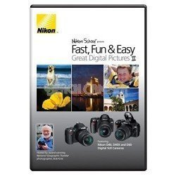 Nikon School Fun Fast & Easy Ii D40 D40x D