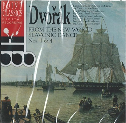 Dvorak A. From The New World Slavonic Dance