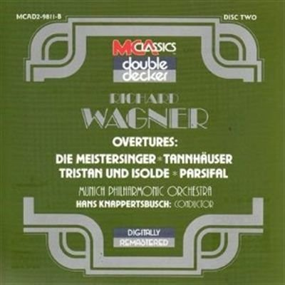 Wagner R. Overtures Rienzi The Flying Dutch