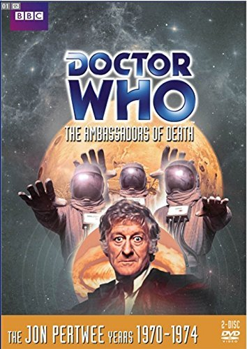 Doctor Who Ep. 53 Ambassadors Of Death Nr 2 DVD