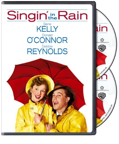 Singin' In The Rain Reynolds O'connor Kelly DVD Nr