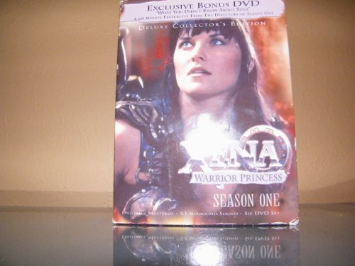 Xena Warrior Princess Season One Best Buy Exclusive
