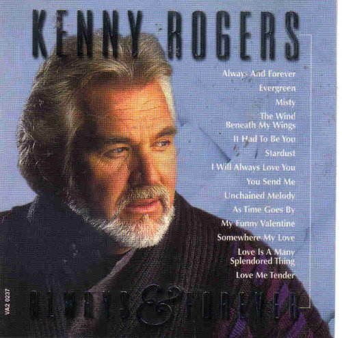 Kenny Rogers Always & Forever