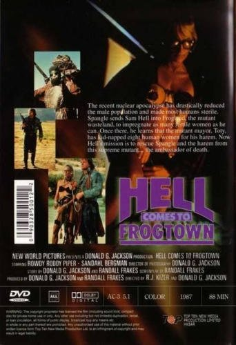 Hell Comes To Frogtown Hell Comes To Frogtown