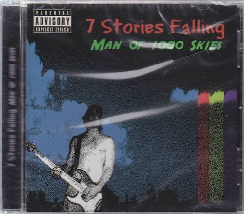 7 Stories Falling Man Of 1000 Skies