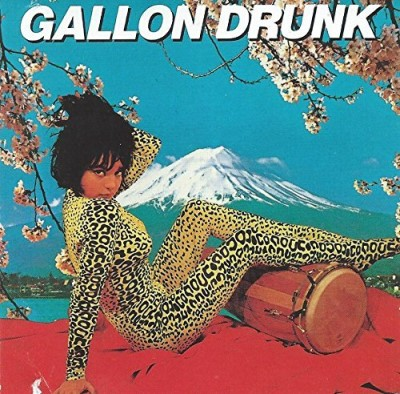 Gallon Drunk Tonight...The Singles Import Eu