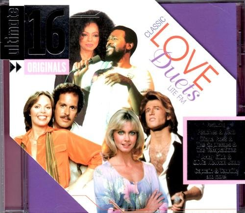 Ultimate 16 Originals Lite Fm Classic Love Duets Ultimate 16 Originals