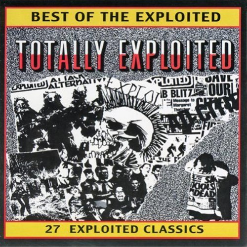 Exploited Best Of The Exploite 2 Lp
