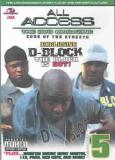 All Access DVD Magazine D Block Mario Jadakiss J Hood Explicit Version