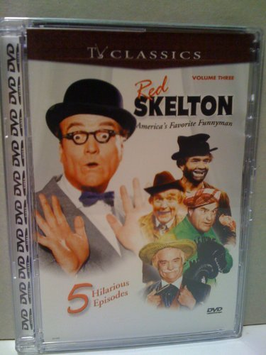 Red Skelton Vol. 3 Clr Nr