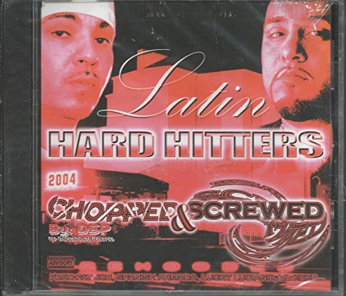 Baby Beesh & Spm Latin Hard Hitters Explicit Version Screwed Version