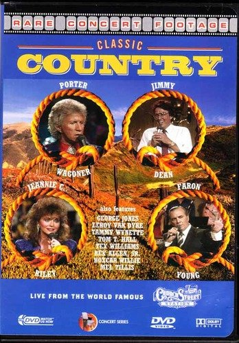 Classic Country Classic Country Young Jones Riley Dean Hall Wynette Wagoner Allen Williams