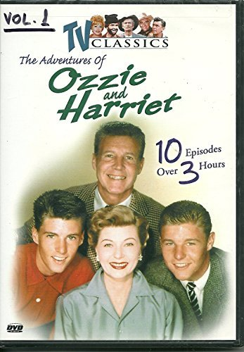 Adventures Of Ozzie & Harriet Vol. 1 Bw Nr
