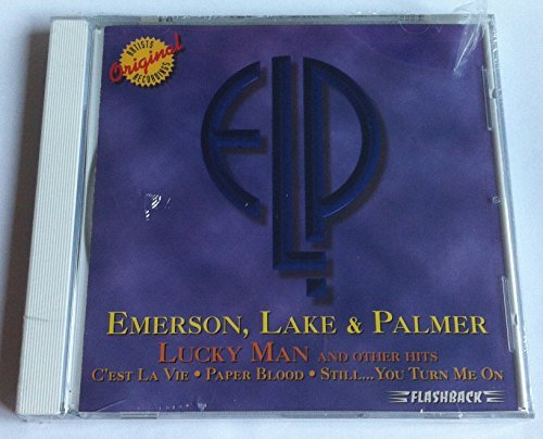 Emerson Lake & Palmer Lucky Man & Other Hits
