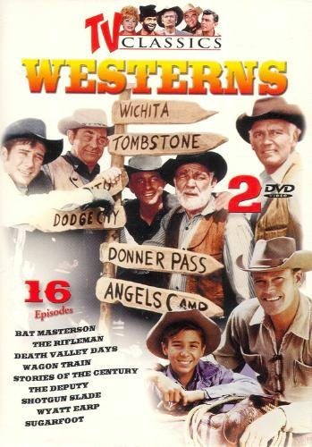 Tv Classic Westerns Vol. 1 Includes Vol. 1 2 Clr Nr 2 DVD