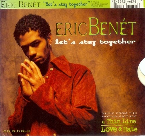 Eric Benet Let's Stay Together