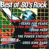 Best Of 80's Rock Vol. 1 Best Of 80's Rock Tears For Fears Wilder Go West Best Of 80's Rock