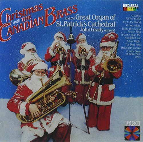 Canadian Brass Christmas With Canadian Brass