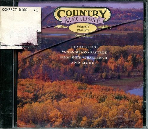 Country Music Classics Vol. 4 1970 75 Country Music C