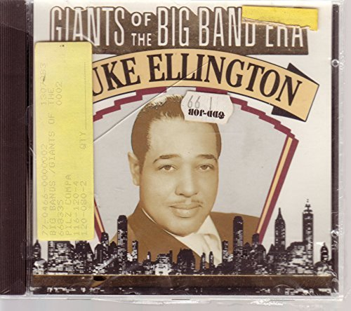 Duke Ellington Giants Of The Big Band Era