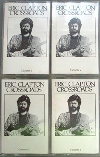 Clapton Eric Crossroads (box Set)