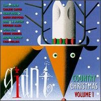 Giant Country Christmas Vol. 1 Norwood Walker Vincent Robbins Carter Rogers Allen Mullins