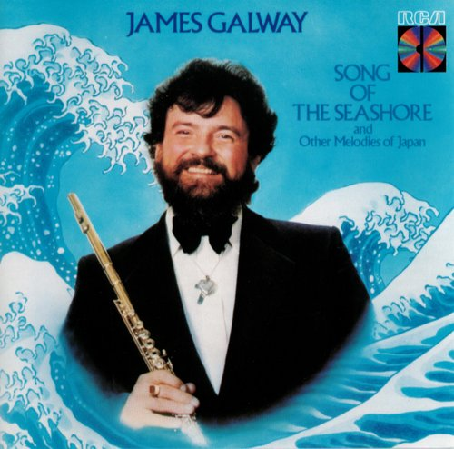 James Galway Song Of Seashore Other Jap Mel