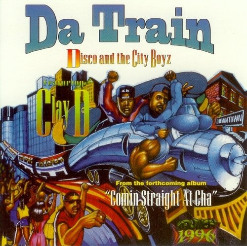 Disco City Boyz Da Train